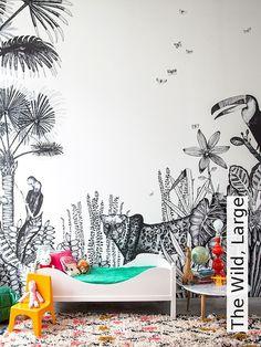 Tapete The Wild, Large | Die TapetenAgentur