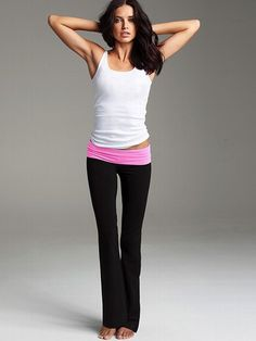 The Most-Loved Yoga Pant #VictoriasSecret http://www.victoriassecret.com/clothing/yoga-and-lounge/the-most-loved-yoga-pant?ProductID=67854=OLS?cm_mmc=pinterest-_-product-_-x-_-x