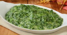 Crockpot Creamed Spinach