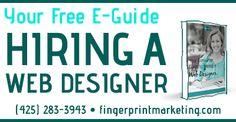 E-guide: Hiring A Web Designer | Fingerprint Marketing