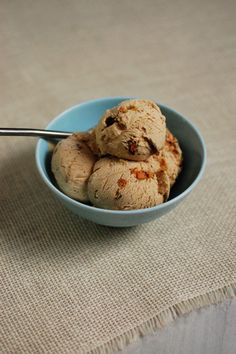 Roasted Pistachio Ice Cream