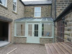 "Képtalálat a következőre: ""glass lean to porch"" Garden Room, Glass House, Garden Room Extensions, Glass Extension, Outdoor Rooms, House Exterior, Porch Design, Conservatory Extension, Glass Porch"