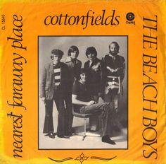 Cotton Fields / Nearest Faraway Place  1970 Denmark