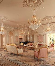 Wohnen Royal room ♛ The Lowdown on Roof Decking What is roof decking? Luxury Home Decor, Luxury Interior, Home Interior Design, Luxury Homes, Luxury Mansions, Interior Decorating, Design Living Room, Living Room Decor, Dream Home Design