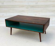 The Slim Mid Century Modern Coffee Table