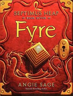 Septimus must battle the remnants of the Dark Domaine, which will remain until the power of the evil Two-Faced Ring is destroyed forever. To accomplish that, the ancient Alchemie Fyre must be relit -- a task that sends Septimus to the very origins of Magyk and Physik, testing both his skills, and his loyalties to ExtraOrdinary Wizard, Marcia Overstrand, and Alchemist Marcellus Pye.