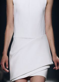 Details: Narciso Rodriguez Spring 2014