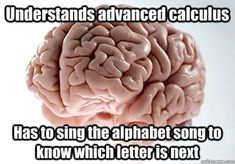 Need a little pick-me-up with some SLP Humor? I wanted to give you a fun break from your crazy SLP Life and share some of my Memes. Funny Science Jokes, Funny Memes, Funny Sayings, Science Geek, Scumbag Brain, Brain Meme, Scarlett Johannson, Sing The Alphabet, Spaced Repetition