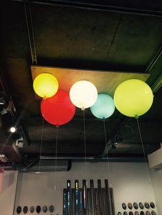 LIVING - Lampade da soffitto Balloon | John Moncrieff