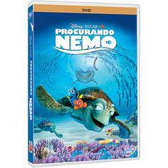 DVD Procurando Nemo
