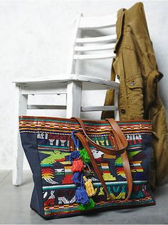 Free People Luz Embroidered Bag, $268.00