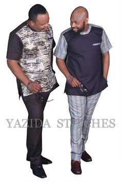 Groom And Groomsmen Wedding Suit Styles And Attire Ideas 2018 African Dresses Men, African Attire For Men, African Clothing For Men, African Shirts, African Wear, Nigerian Men Fashion, African Print Fashion, African Traditional Dresses, Men Design