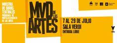 MVD DE LAS ARTES – MUESTRA DE OBRAS TEATRALES