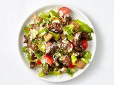 Steak-Peppercorn Salad Recipe : Food Network Kitchen : Food Network - FoodNetwork.com