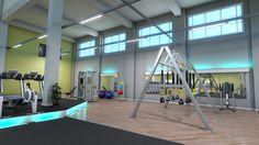 Peter Guy Buckshaw Gym