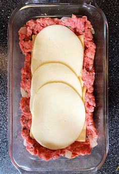 Stuffed meatloaf is the comfort food you crave. Keto and Low Carb, it's tasty an… Stuffed meatloaf is the comfort food you crave. Keto and Low Carb, it's tasty and filling and makes the best leftovers. Great to meal prep! Gourmet Recipes, Low Carb Recipes, Cooking Recipes, Healthy Recipes, Cooking Games, Low Carb Hamburger Recipes, Hamburger Dishes, Dinner Recipes, Cooking Corn