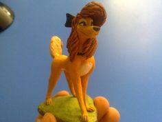 Fox and Hound 2. Dixie clay by ~PumpumRus on deviantART