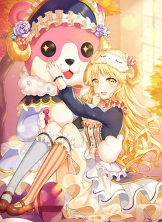 Cute😍 Which pic do u like the most? My kawaii pairs: My kawaii senpais: Anime Chibi, Moe Anime, Kawaii Anime Girl, Manga Anime, Anime Girl Cute, Beautiful Anime Girl, Anime Art Girl, Manga Art, Pastel Palette