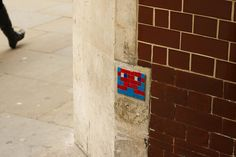 Space Invaders on Rose Street by NotoriousJEN, via Flickr