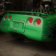 #trikeconversion #corvettetrike Trike Kits, Corvette, Corvettes