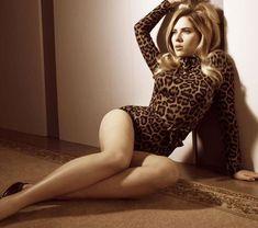 Scarlett Johansson Body Body