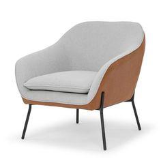 Montana arm chair - tan