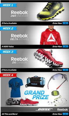 The Great Reebok Giveaway - Men s Fitness 589eb2c94