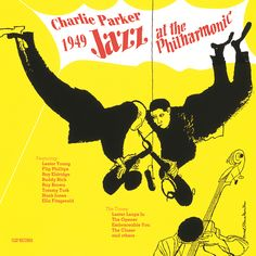 charlie parker 1949 Jazz at the philharmonic