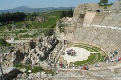 Private Tour: Best of Ephesus Tour From Izmir Ephesus Ancient City, House of Virgin Mary, Temple of Artemis, Basilica of St. JohnYou will meet your private guide at your pick up point and start your tour. After driving in your comfortable vehicle you will arrive to Ephesus area. Visit the premiere Greco-Roman City of the ancient world, Ephesus. Explore the Temple of Hadrian,Domitians temple,Hercules gate, famous Celsus Library, Great theater and other Roman sites.You will also...