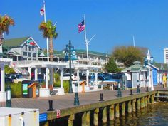 4. Destin Harbor Boardwalk