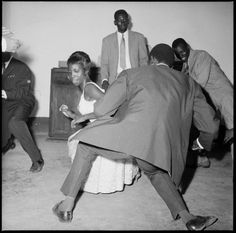 See this: Mali's pop culture immortalised by Malick Sidibé - The Chromologist