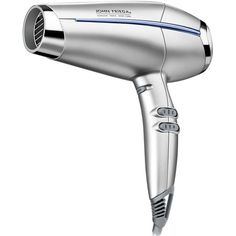 John Frieda Hair Dryer Full Volume (£28) ❤ liked on Polyvore featuring beauty products, haircare, hair styling tools, blow dryers & irons, hair, filler, hair tools, items, makeup and conair blow dryer