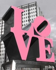 LOVE...pink