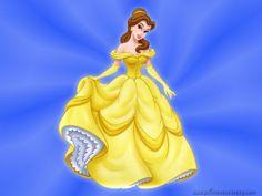 Free Disney  screensavers | Belle Wallpaper, Background, Theme, Desktop - Free