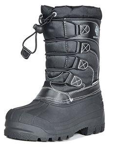 DREAM PAIRS Boys & Girls Toddler/Little Kid/Big Kid Insulated Fur Winter Waterproof Snow Boots #DREAM #PAIRS #Boys #Girls #Toddler/Little #Kid/Big #Insulated #Winter #Waterproof #Snow #Boots