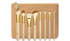 Bamboo Makeup Brush Set   ZOEVA