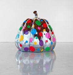 草間彌生 YAYOI KUSAMA Dreaming Pumpkin, 2012