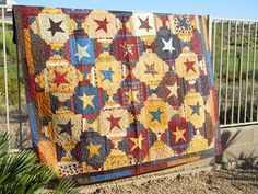 Mom's buggy barn quilt!