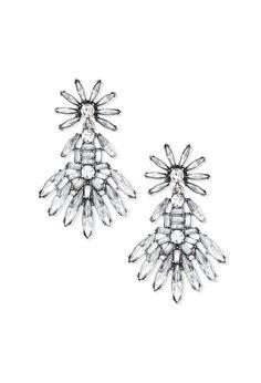 Faux Gem Chandelier Earrings - Jewellery - 1000146863 - Forever 21 EU English