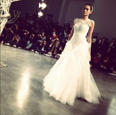 Top 10 Bridal Market Fall 2013 Wedding Dresses via Instagram   Bridal Musings