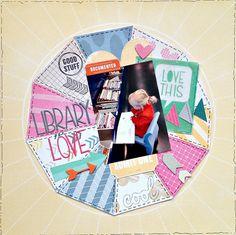 Library love - Scrapbook.com