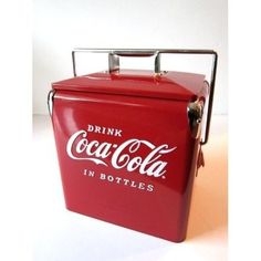 COCA COLA AIRLINE PICNIC COOLER RESTORATION PAGE