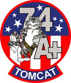 F-14 Tomcat VF-74 BeDevilers; A+
