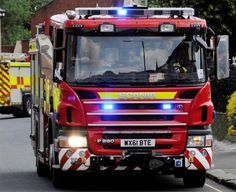 This Is Bradford - Local News Blog: BREAKING: Family flee suspect arson attack at Bradford home