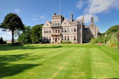 Stunning country estate in Northumberland