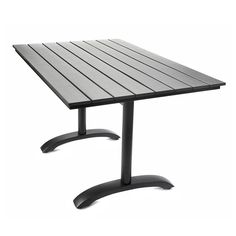 Jordan Manufacturing 3C-RY2038T Canyon Outdoor Dining Table | ATG Stores