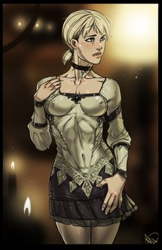 Have some Haunting Ground Fiona Belli fanart!  Just two words on my Patreon page, we are two Patrons away to the 100th supporter Goals and just 16 $ away from reaching the first Goal (the first goal with be a very NSFW artwork of Mei-Ling Zhou from Overwatch)! Just keep it up and thanks for your amazing support!  Thanks!