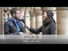 Learn German with Easy German: Antra and Yasemin try to flirt on the streets of Münster Easy German/ Easy Languages is a non-profit video project aiming at s...