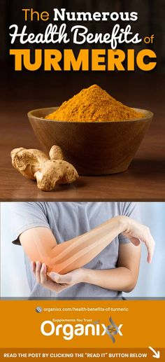HEALTH BENEFITS OF TURMERIC: Here's one amazing benefit, turmeric protects against many types of cancer! Click on the image above to learn more about curcumin as the active ingredient present in turmeric. Thank you SO much for the re-pin.