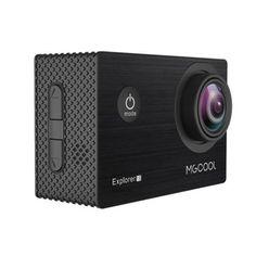 MGCOOL Explorer 1s 4K WiFi Car DVR Sport Action Camera Sony Sensor Novatek170° Wide Angle Waterproof